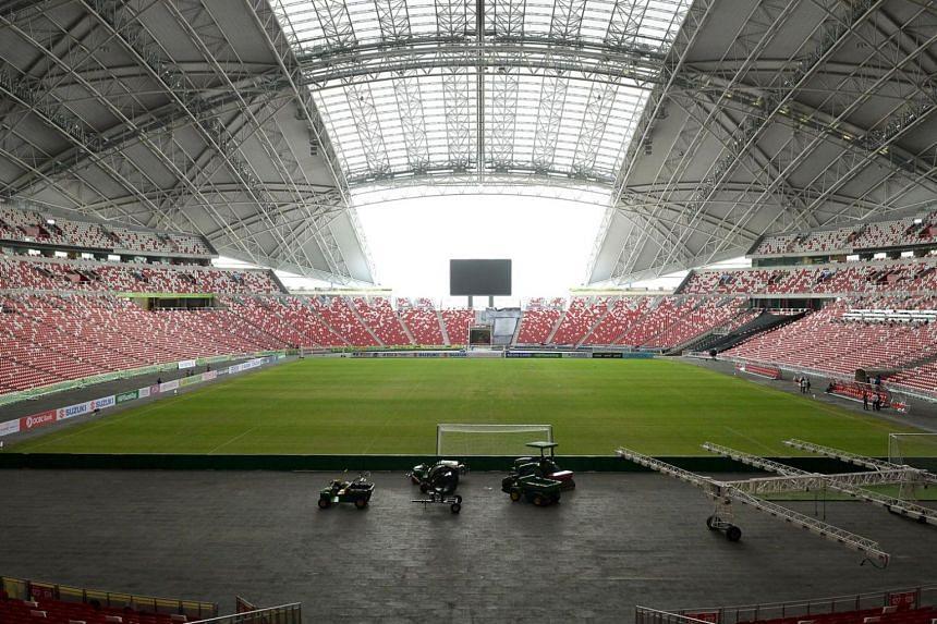 National Stadium at the Singapore Sports Hub.