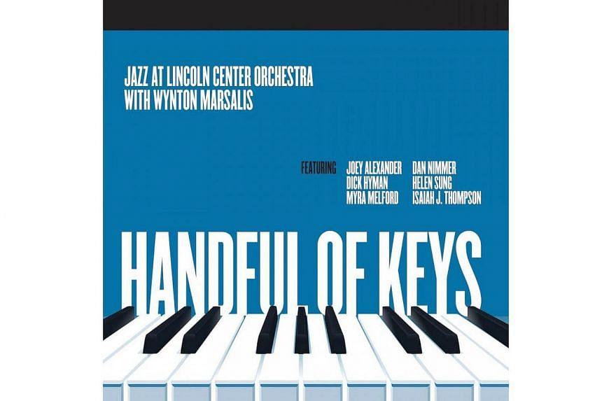 Handful Of Keys.