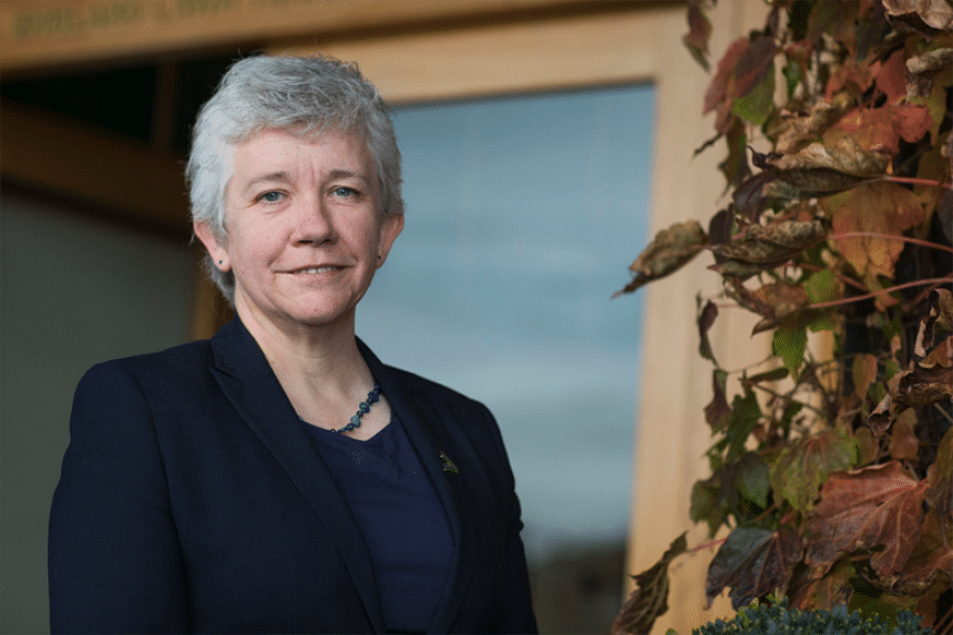 """The new appointment will see Sarah Clarke, former director of the Wimbledon tennis championships, named the first """"Lady Usher of the Black Rod""""."""