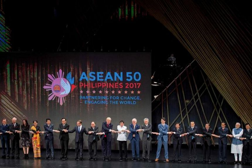 Asean leaders gathered in Manila earlier this week for their annual summit and meetings with world leaders.