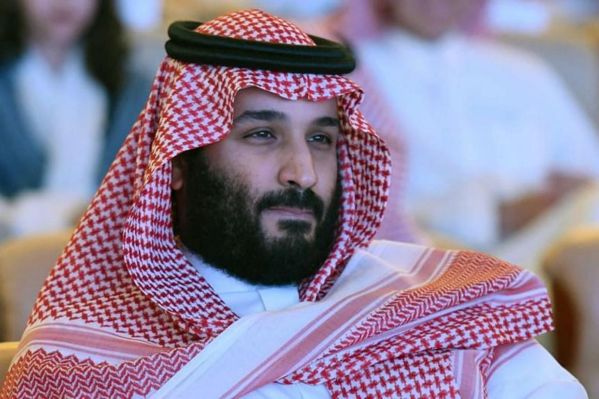 Dozens of princes, senior officials and businessmen have been detained in the graft inquiry at least partly aimed at strengthening the power of Crown Prince Mohammed bin Salman (pictured).