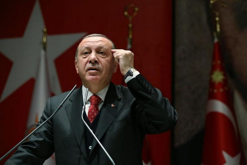 Turkish President Recep Tayyip Erdogan has repeatedly threatened to launch a military operation on Afrin, which is controlled by the Peoples' Protection Unit, considered by Turkey to be a terror group.