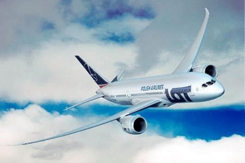 LOT Polish Airlines will start with three flights a week, which will be increased to four from July.