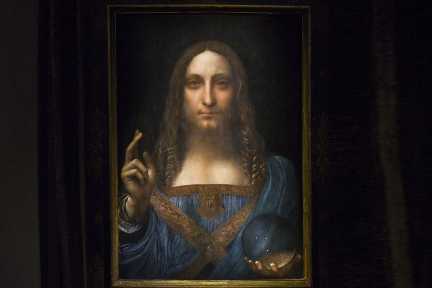 Leonardo da Vinci's Salvator Mundi, which was sold in 1958 for just £45 - or S$81 in today's value - was auctioned off at S$610.8 million.