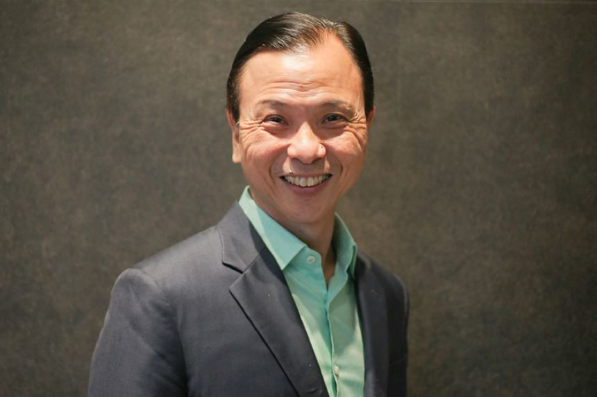 Mr Tan Tong Hai, who is quitting as StarHub CEO next year, was promoted to the position in March 2013.