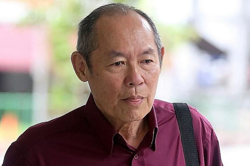 Gan Thean Soo was remanded at the Institute of Mental Health for psychiatric observation. A video of him heckling American Joseph Flynn De Marini on an MRT train in April went viral when it was uploaded online.