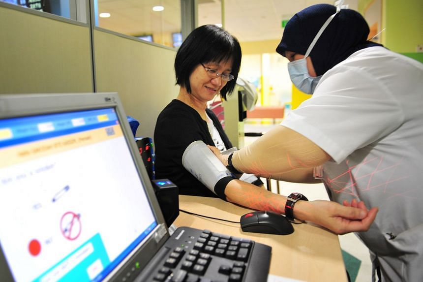 Singapore will stick to the current 140/90 blood pressure reading to indicate hypertension, instead of adopting the American Heart Association's recommendation of going with the stricter 130/80.