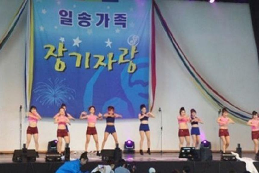 "Newly hired South Korean nurses were reportedly forced to perform a ""sexy dance"" for officials by a hospital."