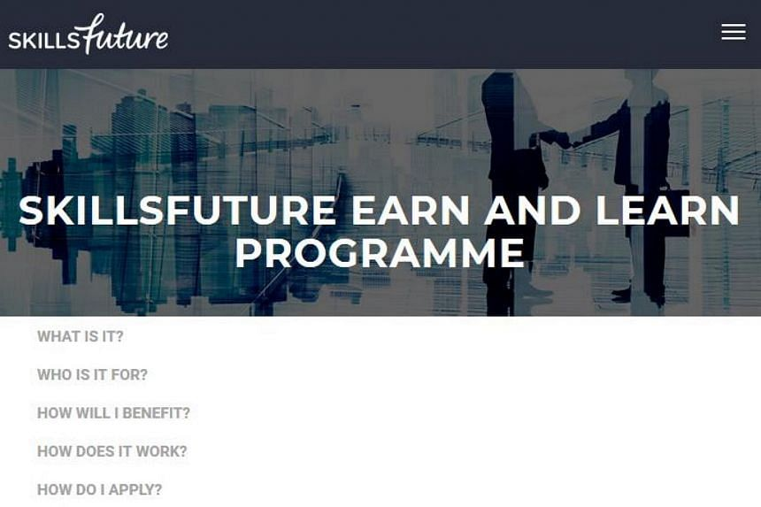 The one-stop portal will allow students and graduates on the Earn and Learn Programme (ELP) to find more information on jobs they are interested in and apply directly to participating employers.