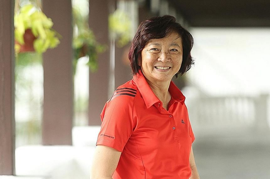 Ms Lee Bee Wah raised funds for more smoking points in her ward, as they are the way to reduce harm from second-hand smoke.