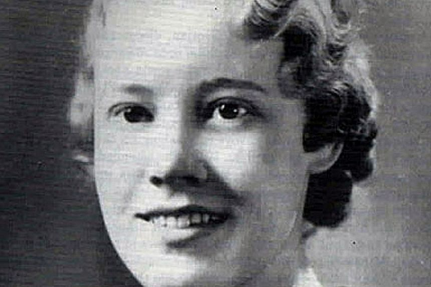 Ms Genevieve Grotjan Feinstein helped break a cipher-generating machine used by Japanese diplomats during the war. Captain Grace Hopper, then head of the Navy Programming Language Section of the Office of the Chief of Naval Operations, discussing a p