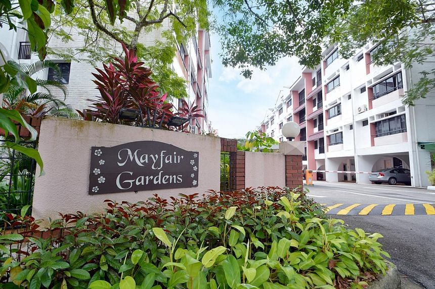 Mayfair Gardens is located off Dunearn Road, and is near schools such as Methodist Girls' School and Hwa Chong Institution. It is about a 300m walk from King Albert Park MRT station.
