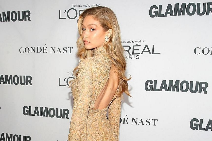 Gigi Hadid drew flak with an online video that showed her apparently making slanted eyes.