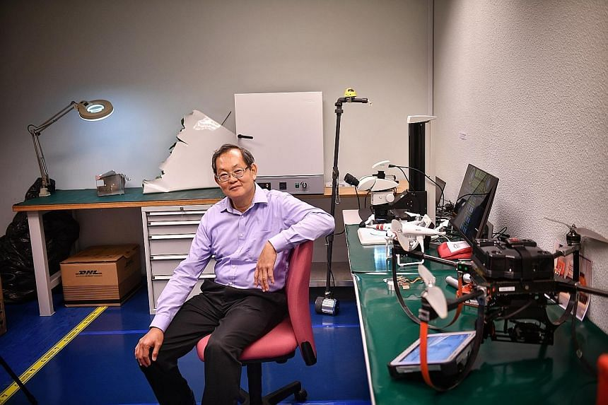 Mr Chan Wing Keong became the first Asian to be awarded the Jerome F. Lederer Award, which is presented by the International Society of Air Safety Investigators, this year. Mr Chan has been in aviation safety for more than three decades, setting up t