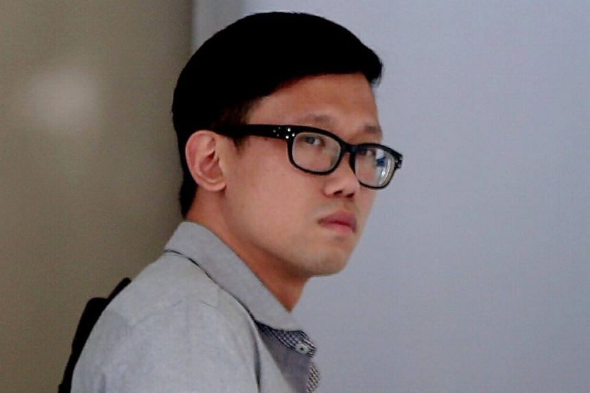 Glenn Goh Wei Liang took upskirt pictures of nearly 50 women over a period of about 10 months, and targeted as many as nine victims in one day.