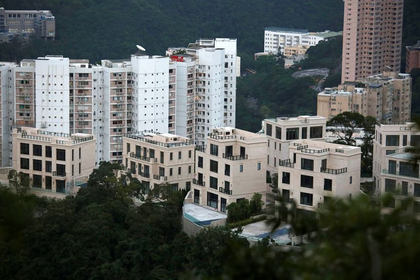 A Luxury Apartment In Hong Kong S Exclusive The Peak District Has Gone For Hk 560 Million