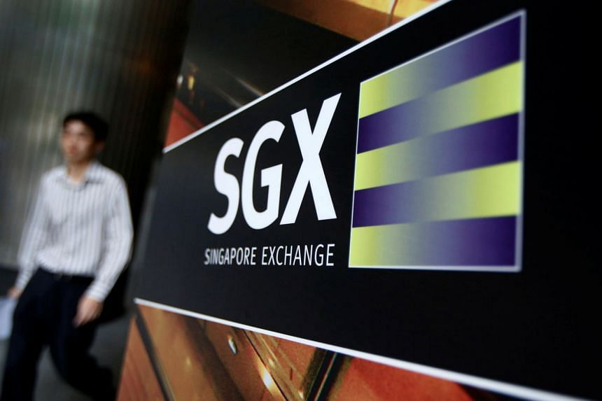 The SGX Centre at Shenton Way.