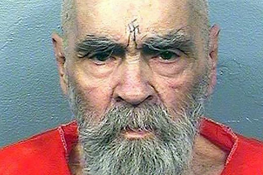 Charles Manson, who led a cult that killed actress Sharon Tate, among others, in 1969, died of natural causes on Sunday at a Kern County hospital, said California prison officials.