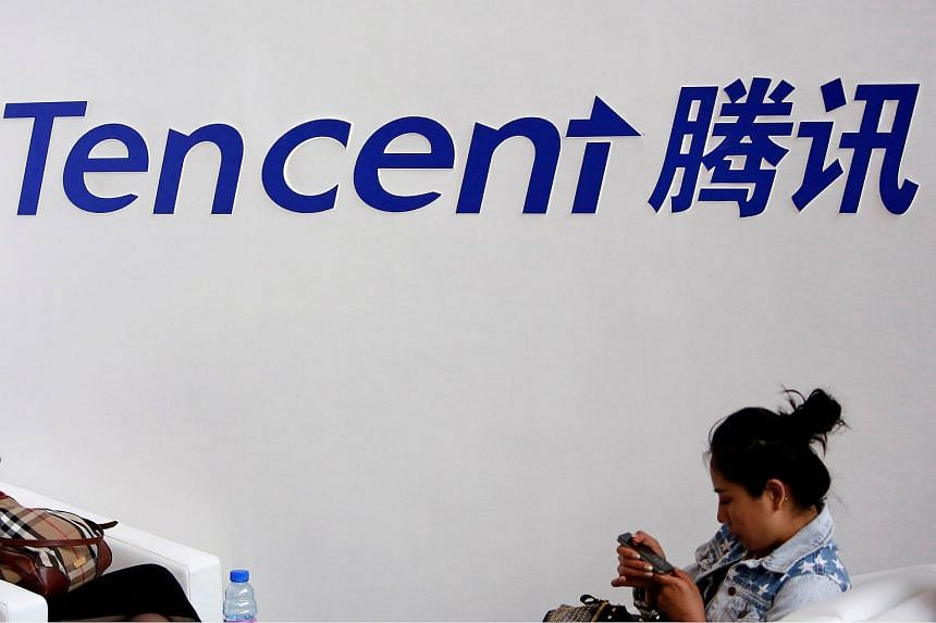 Hong Kong-listed Internet giant Tencent saw its shares rally to HK$420 (S$73) on Monday (Nov 20).