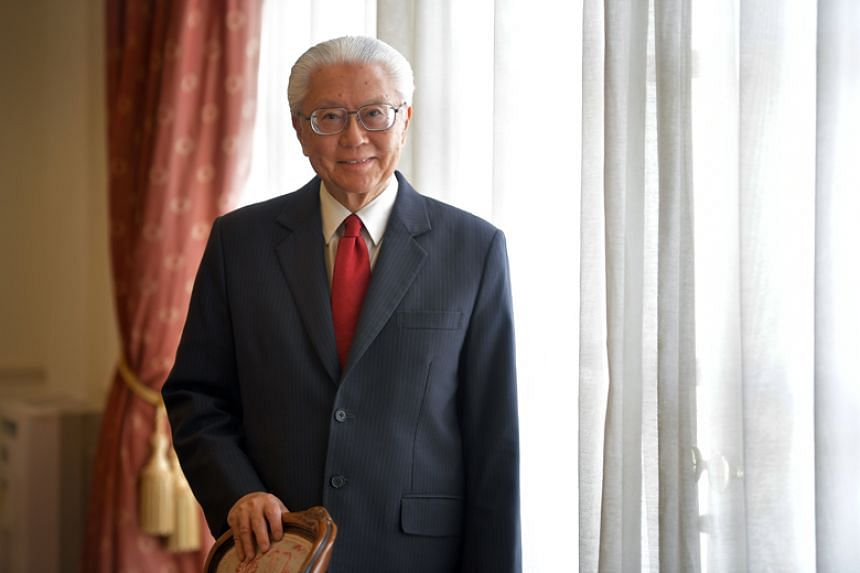 Dr Tony Tan had previously served as deputy chairman and executive director of GIC from September 2005 to June 2011.