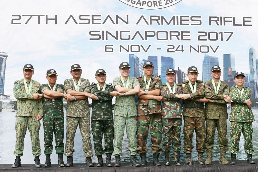 The Defence Ministry said that the Singapore Army achieved notable results in this year's Asean Armies Rifle Meet (AARM).