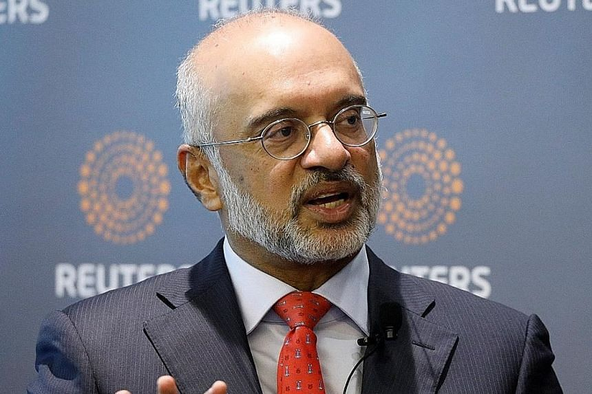 DBS CEO Piyush Gupta says the bank's digital push has helped fuel the growth of the consumer and SME banking business.