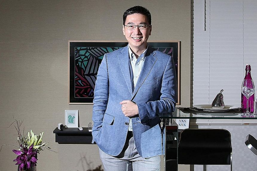 Previously in charge of marketing fast-moving consumer goods such as pet food, skincare products and contact lenses, Mr Lee Jui Siang joined Samsung as he was impressed with how quickly it had grown to become a market leader.