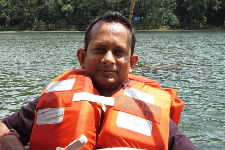 Sudip Dutta Bhaumik (above) was shot dead on Tuesday at a paramilitary base in the remote northeastern state of Tripura.