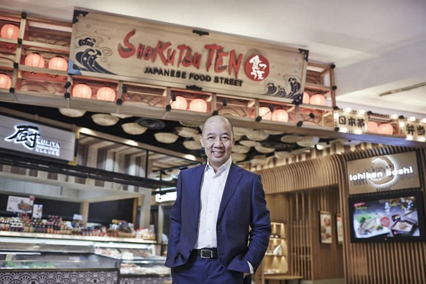 Investors were so keen to get a slice of the Japanese food and beverage (F&B) group that it was among the most active stocks on the SGX in early trade.