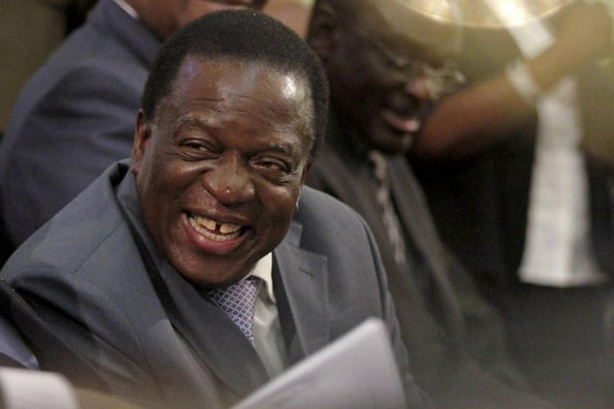 Zimbabwes Former Vice President Emmerson Mnangagwa Could Be Sworn In As President Later On Wednesday