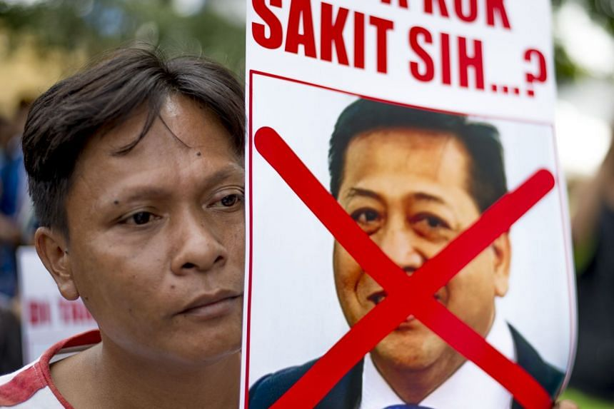 Setya Novanto will have to permanently step down from the chair of Golkar if the corruption investigation on him continues.