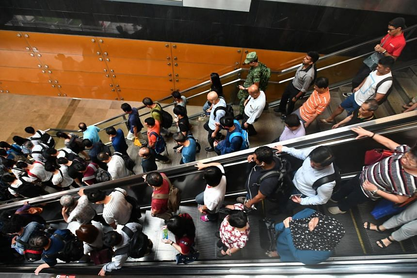 LTA and SMRT announced that 17 East-West Line stations and two North-South Line stations - Bukit Gombak and Bukit Batok - would have shorter operating hours on most Fridays, Saturdays and Sundays next month.