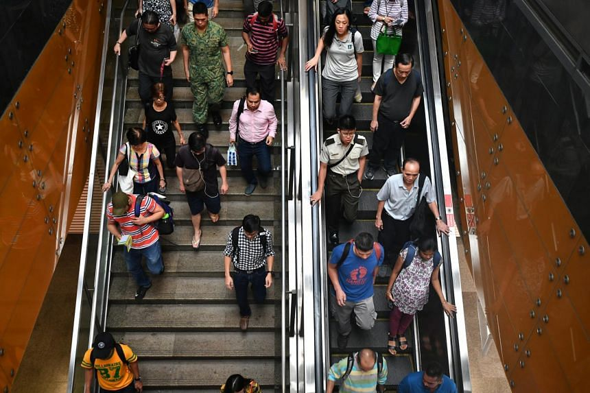 Commuters travelling along the East-West Line and North-South Line will experience shorter operating hours over the weekend and full closures on some Sundays in December at 19 stations.