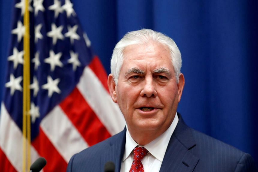 When Rex Tillerson released the 2017 report in June, he had justified his decision to omit the three by pointing to the countries' efforts to crack down on the crimes.