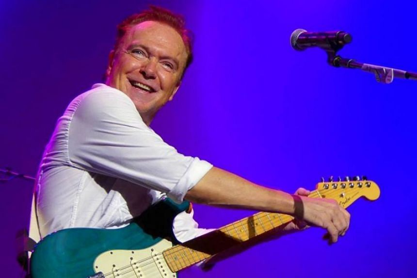 David Cassidy had entered a hospital last week for treatment of liver failure.