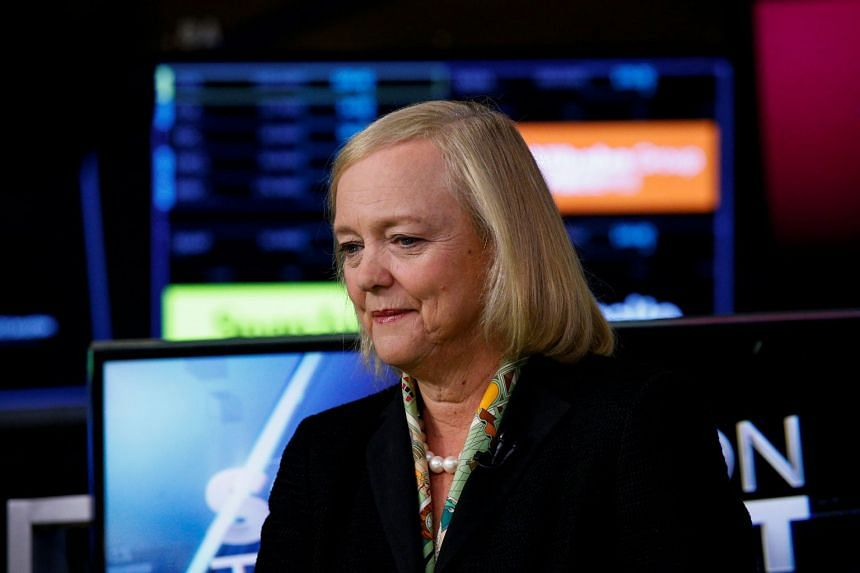 Under her leadership, Meg Whitman oversaw almost US$18 billion in share repurchases and dividends and delivered a total shareholder return of 89 per cent, HPE said.
