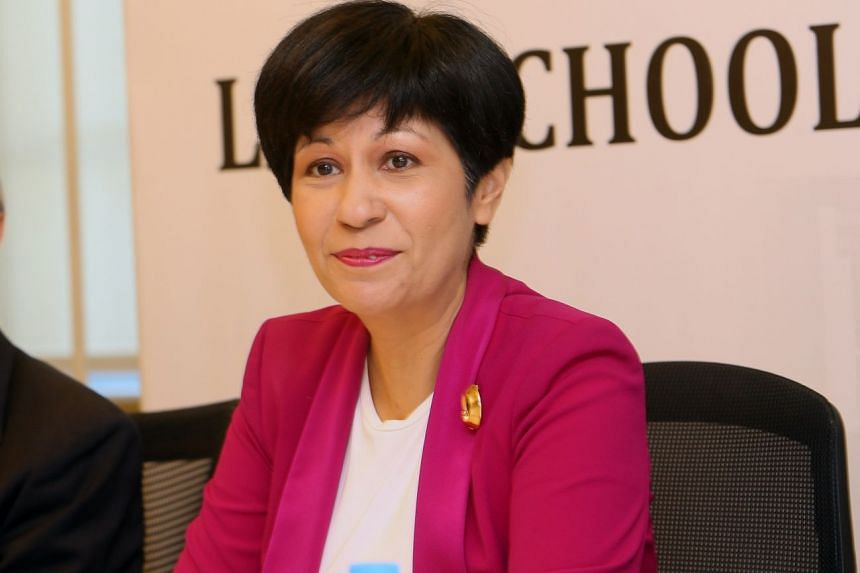 Senior minister of State for Law and Finance Indranee Rajah named e-commerce as one area that would allow Singapore to further diversify its tax base.