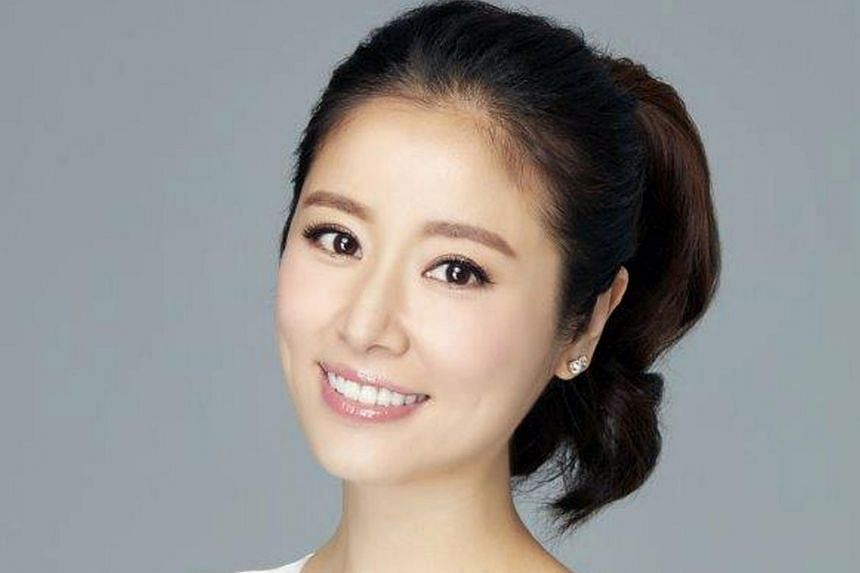 ACTRESS RUBY LIN