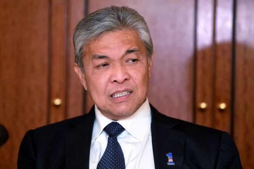 Datuk Seri Zahid said without funds and economic resources, the entire operation of a terrorist organisation would cease.