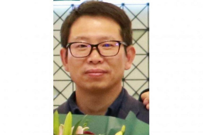 Mr Liu Xinting, 42, leapt into action after he saw a car carrying two men and two women plunge into Thousand Island Lake at around noon on Sunday (Nov 19).