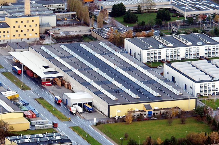 Among the 74 properties in Cromwell Reit's revised portfolio is a large warehouse in Denmark with a two-storey side office.