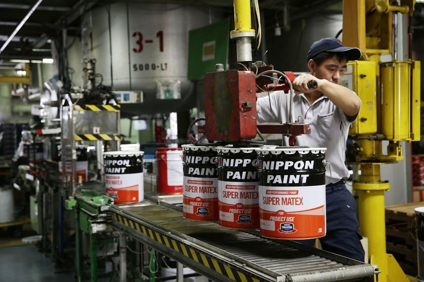"""Nippon Paint confirmed it has made """"a proposal"""" to Axalta but declined to give details, saying there is no assurance a deal will be reached."""