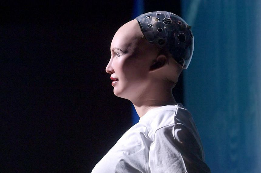 "Sophia the robot is the United Nations Development Programme's new ""Innovation Champion"" for Asia and the Pacific. She inspires people to have the ""spirit of innovation as she is an embodiment of innovation herself"", says Mr Xu Haoliang, the UN's ass"