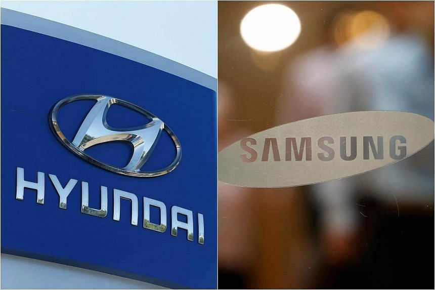 Some experts have said that a partnership between Samsung and Hyundai would produce synergy.