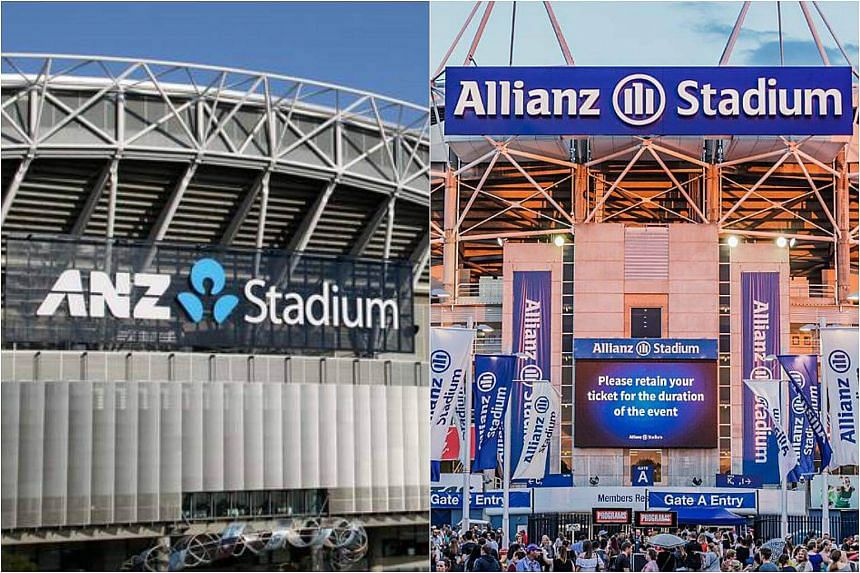 Sydney's two biggest stadiums, ANZ Stadium and Allianz Stadium will be torn down and rebuilt in a major redevelopment.