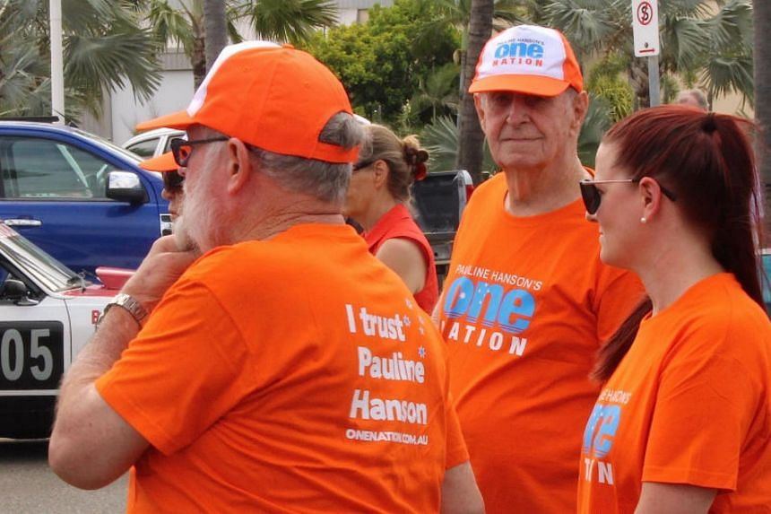 Mr Scott Bannan is a candidate in Saturday's (Nov 25) Queensland state election for the One Nation party, led nationally by right-wing firebrand MP Pauline Hanson.