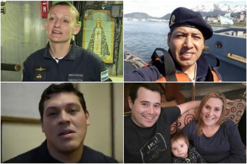 44 crew members are still missing after an Argentine submarine went missing in the South Atlantic.