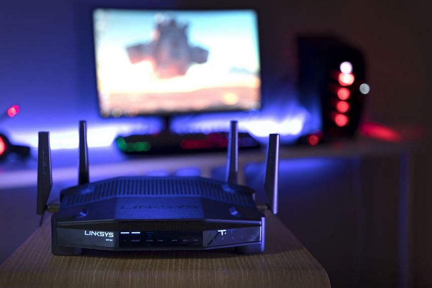 The Linksys WRT32X gaming router automatically prioritises gaming network traffic for clients with a compatible Killer network chipset. PHOTO: LINKSYS