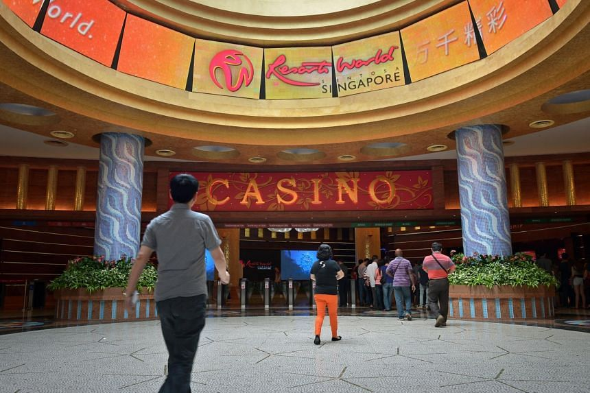 Singaporeans and PRs have to pay a $100 daily levy or $2,000 annual levy to enter a casino here.