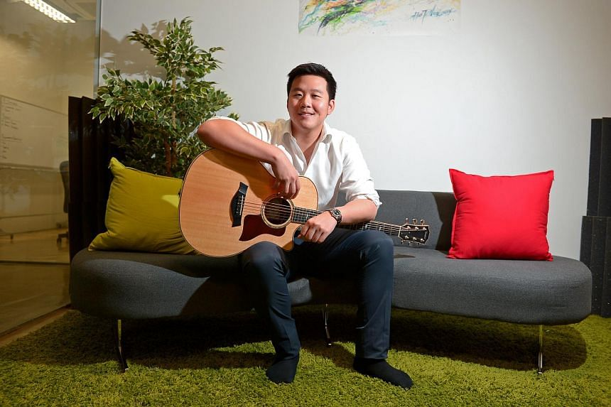 Mr Kuok Meng Ru owns 49 per cent of Rolling Stone.